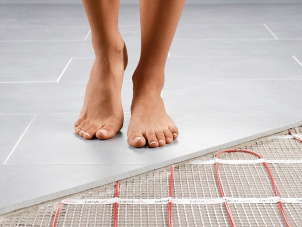 Teplú podlahu si môžete vychutnať kdekoľvek