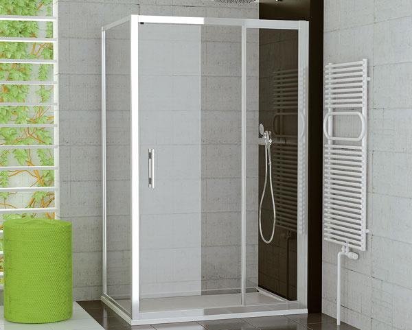 Sprchovacie kúty snovým dizajnom