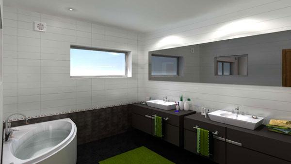 Tiché a úsporné ventilátory na riadenie vlhkosti a teploty v dome