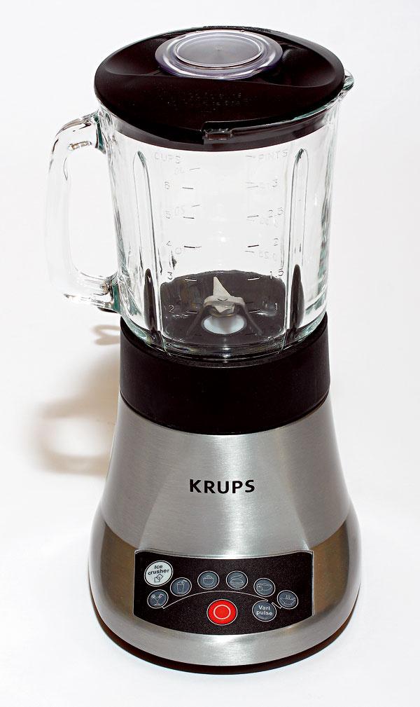 Testujeme stolové mixéry Krups KB710D 41