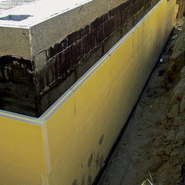 Izolácie spodnej stavby