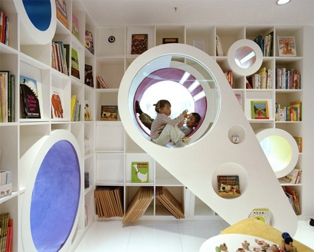 Môžete sa inšpirovať a sami vytvoriť svojmu dieťaťu kútik stvorený na hranie, ...