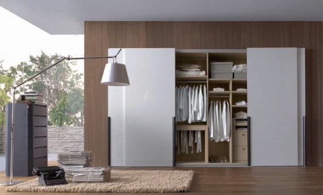šatníkové skrine