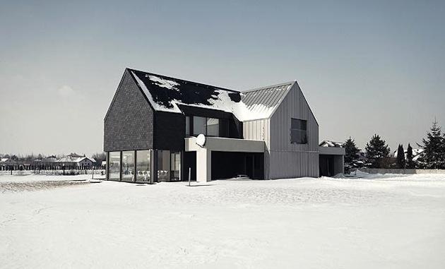 vidiecke domy