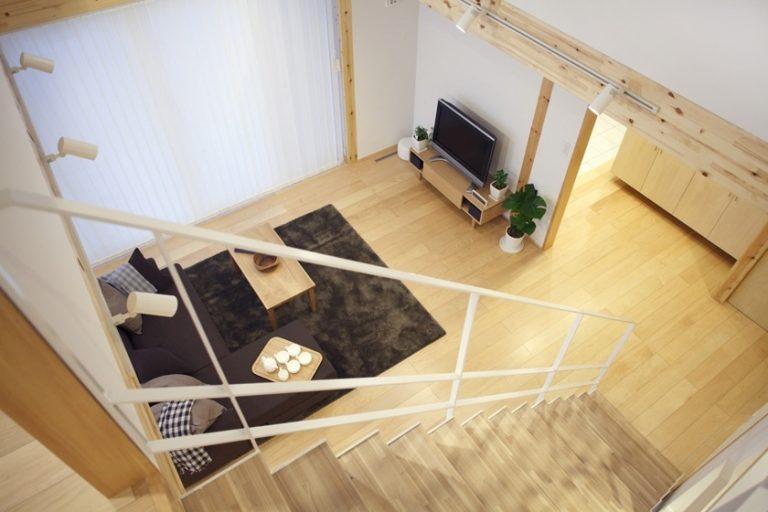 Inšpirujte sa moderným japonským bývaním