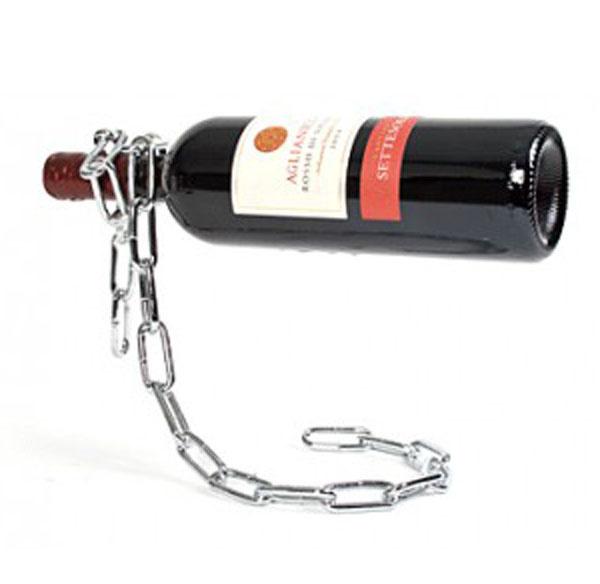 1. Stojan na víno – reťaz, cena od 12,75 €