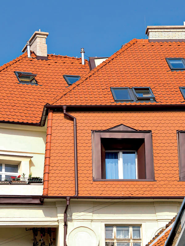 Osvietené strechy