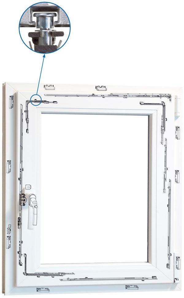 Kvalitné okenné kovanie predĺži životnosť vášho okna