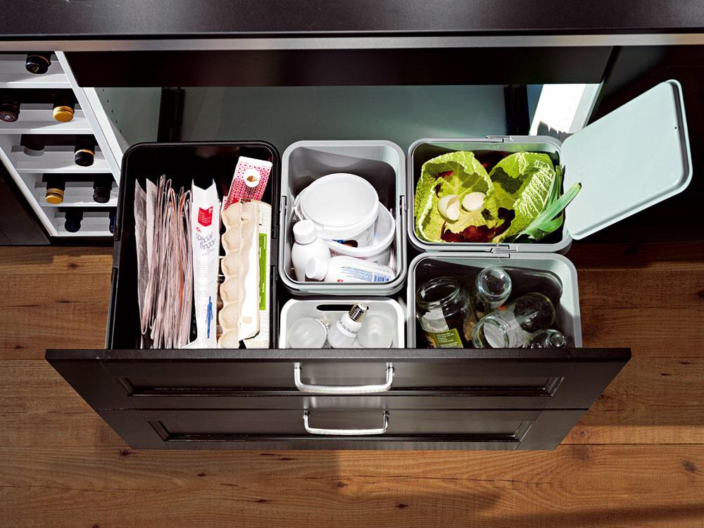 Otázniky nad separovaním domáceho odpadu