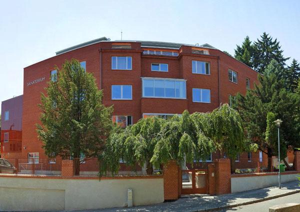 Rekonštrukcia národnej kultúrnej pamiatky – gynekologicko- pôrodníckeho centra nemocnice KOCH v Bratislave