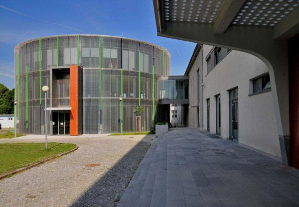 Univerzitná knižnica UKF v Nitre – II. etapa
