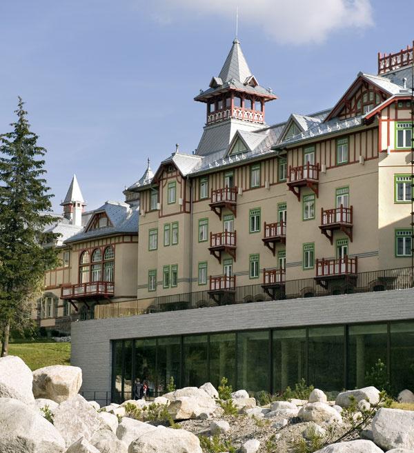 Grand Hotel Kempinski High Tatras – Štrbské pleso