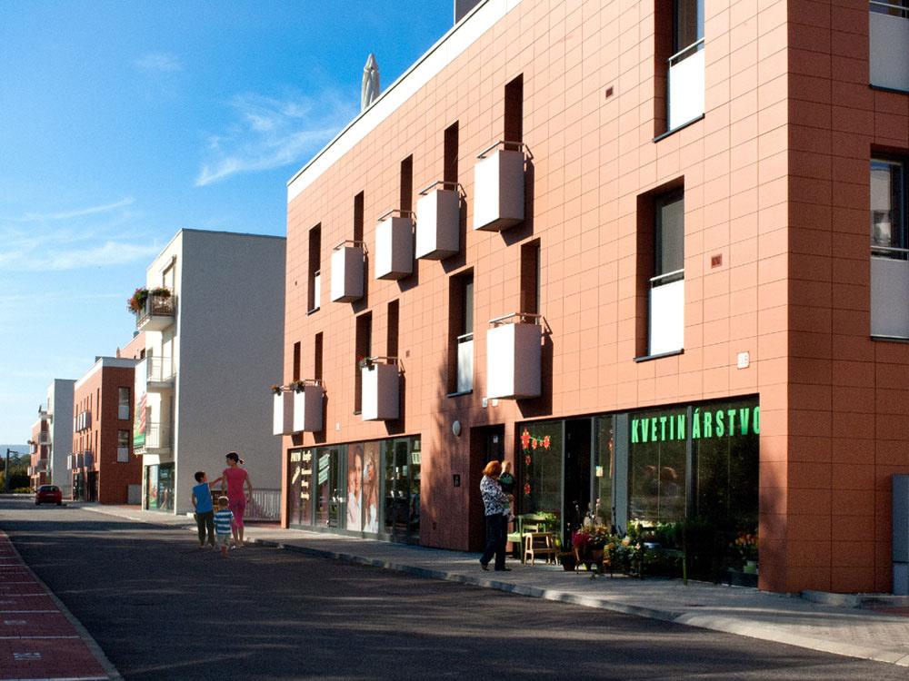 Novostavba Rezidencia Záhorská v týchto dňoch spúšťa limitovanú ponuku bytov v zvýhodnených cenách
