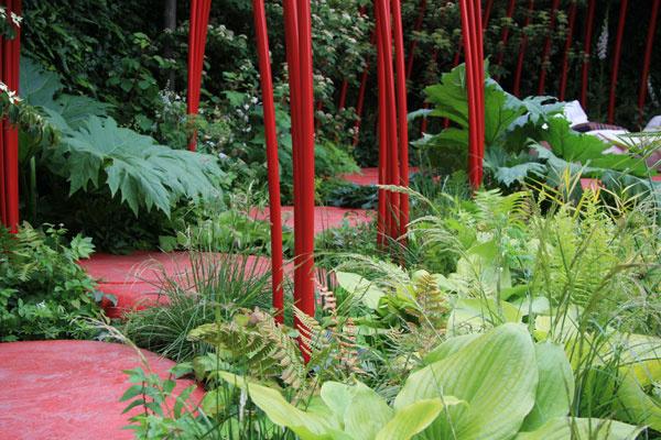 Záhrada sosrdcom