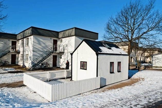 minimalizmus zo švédska