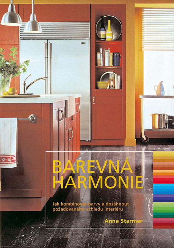 Anna Starmer:  Barevná harmonie, 16,56 €, www.slovart.sk