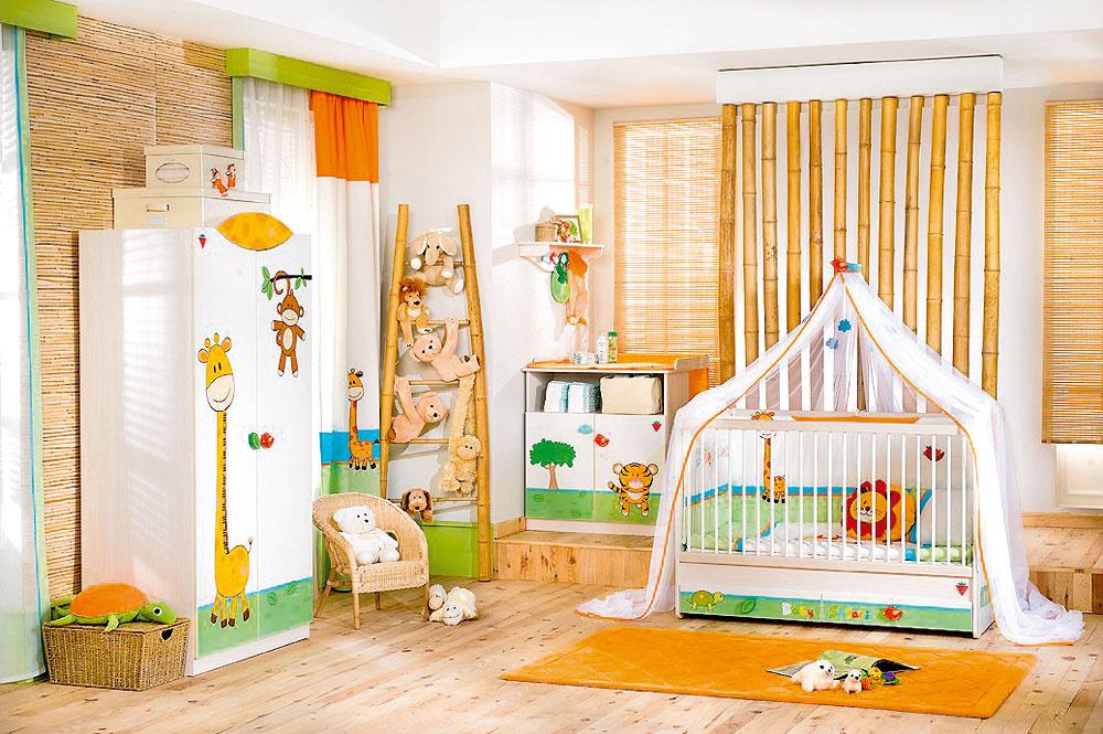 Detská izba nemusí byť preplnená, stačí zopár kusov kvalitného nábytku aozvyšok sa už postarajú deti aich hračky. Istotu vkvalite abezpečnosti nábytku vám môže dať napríklad certifikát QS (Quality and Safety Certificate). Produkty stakýmto označením prešli bezpečnostnými testami asú navrhnuté tak, aby zabránili nehodám aporaneniam. Certifikát QS má napríklad aj kolekcia Baby Safari od značky Cilek. www.detskeizby.sk