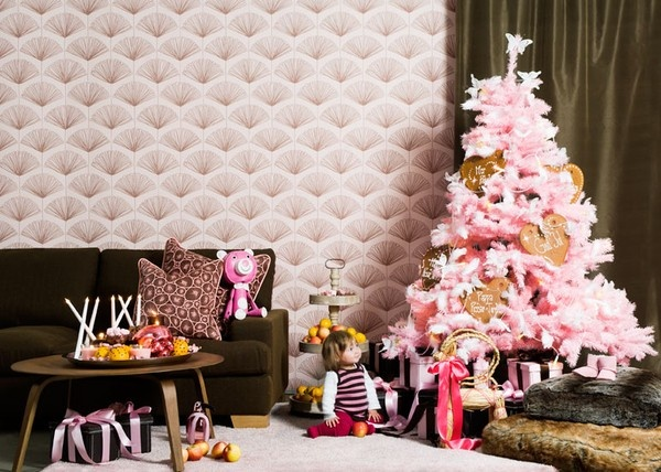 15 skvelých tipov, ako si ozdobiť vianočný stromček