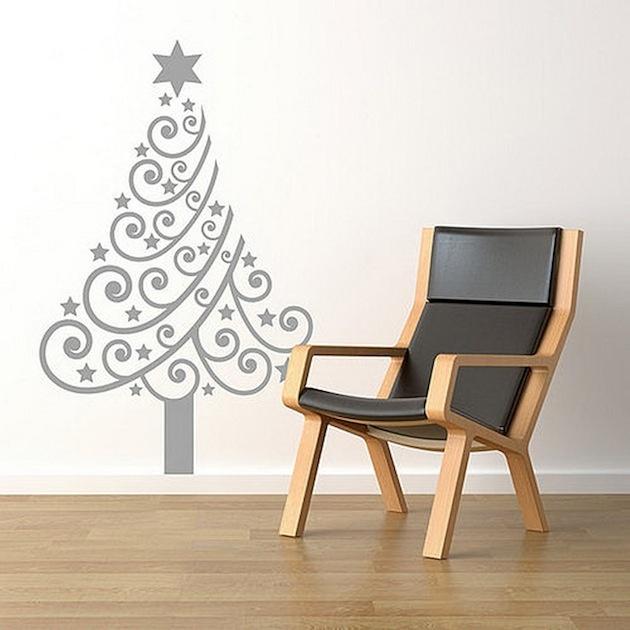 Nebavia vás tradičné vianočné stromčeky? Máme pre vás 14 alternatív