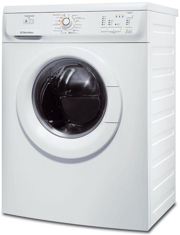 Práčka Electrolux EWP106100W kapacita: 6 kg špeciálna funkcia: Time Manager umožňuje nastaviť najvhodnejšie parametre prania vzhľadom na úsporu energie alebo času účinnosť odstreďovania: C energetická trieda: A+ rozmery (š × v× h): 60 × 85 × 59 cm cena: 399 €