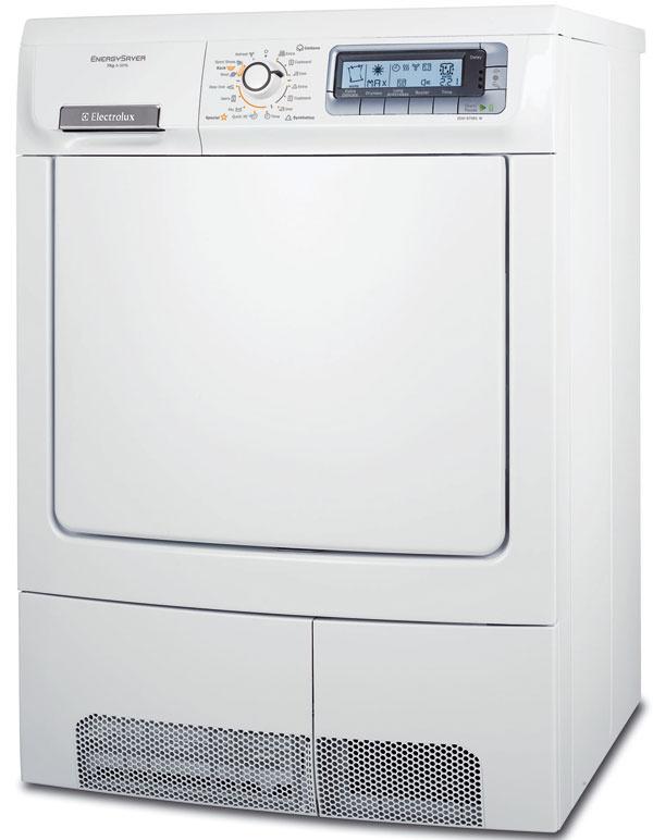 Sušička Electrolux EDH97981W typ: kondenzačná tepelné čerpadlo: áno kapacita: 7 kg energetická trieda: A–50 %*  rozmery (š × v× h): 60 × 85 × 58 cm cena: 1 164 €