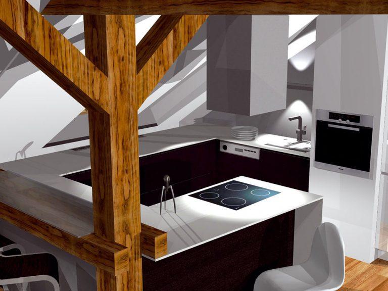 Dizajnérka Lucie Knížetová radí ako na podkrovné interiéry