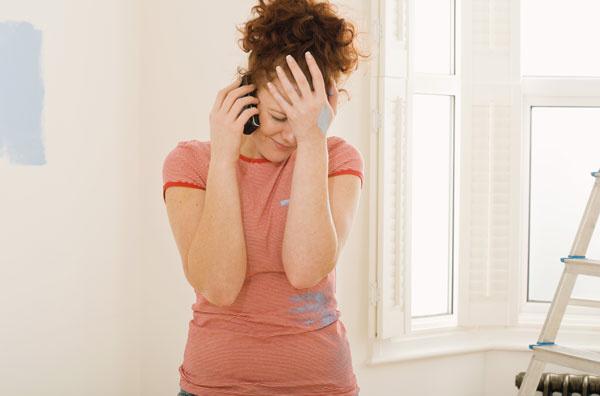Naprávanie škôd spôsobených neodbornou svojpomocnou prácou vám nervy iste neušetrí.