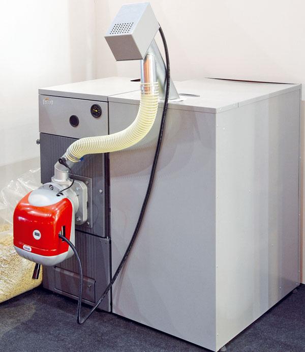 Stacionárne liatinové kotle Ferroli GFN aSFL sú optimalizované na spaľovanie tuhého paliva. Pomocou súpravy na ich prestavbu je možné nainštalovať peletový horák sautomatickou prevádzkou. Tepelný výkon kotlov sa vzávislosti od modelu pri spaľovaní dreva pohybuje od 13,9 kW vyššie.