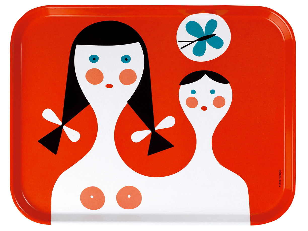 43 €, Konsepti podnos Mother & Child, Vitra – Classic Trays