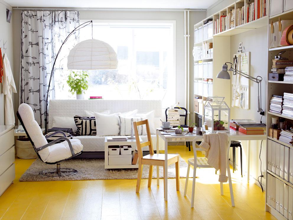 10 základných pravidiel pri zariaďovaní malého bytu