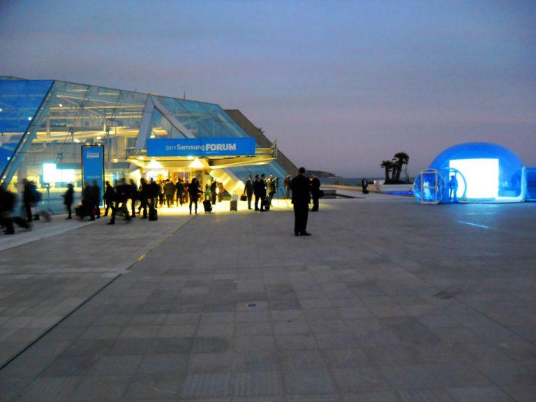 Novinky predstavené na Samsung European Fóre 2013