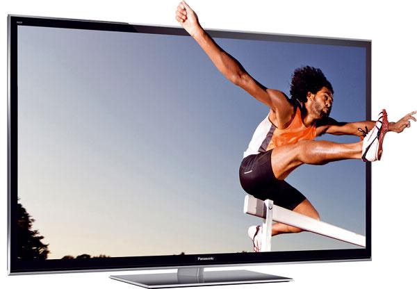 Plazmový televízor Panasonic Smart Viera VT50, dostupný vuhlopriečkach 50, 55 a65 palcov. Full HD NeoPlazmový panel stechnológiou Infinite Black Ultra, 2D aj 3D produkcia. Aplikácia Viera Remote (pre OS Android aj Apple iOS) – bezdrôtové prepojenie stabletmi asmartfónmi, prehráva fotky, videá aj webové stránky, umožňuje do nich preniesť živé vysielanie ztelevízora. Cena od 1 679 €.