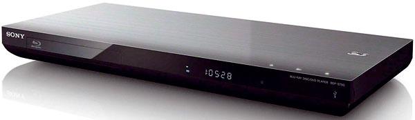 Prehrávač Blu-ray Sony BDP-S790, dekodér Dolby Digital, Full HD a 3D obraz so zabudovanou technológiou Wi-Fi, prenos obsahu z počítača. Skype, 2 × HDMI, digitálne kino 4K – viac ako štvornásobok rozlíšenia Full HD. Cena od 200,81 €. Predáva www.heureka