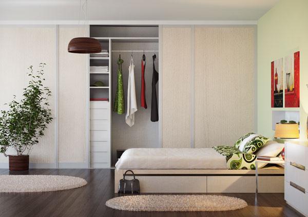 Ako uspieť pri zariaďovaní malého interiéru