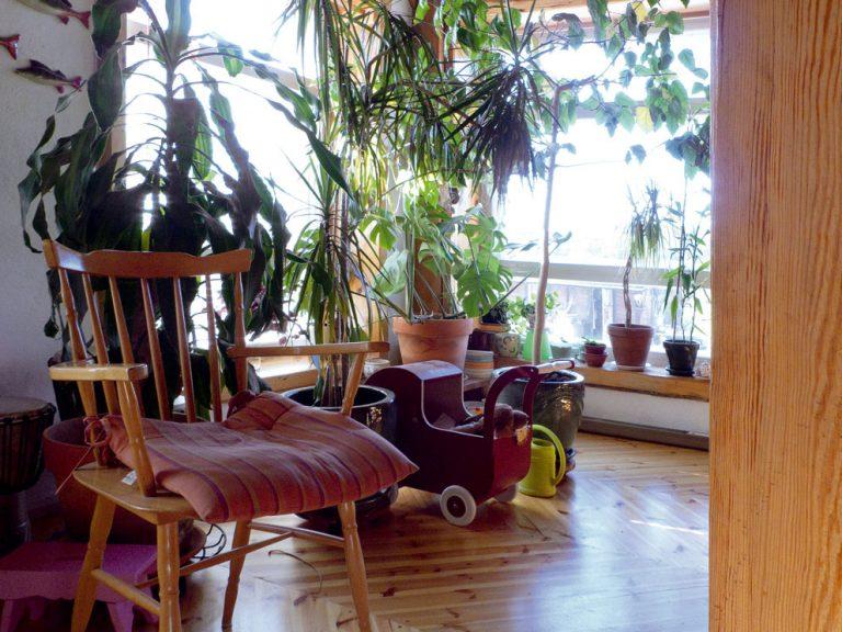 Rýdzo ekologický dom z hliny a dreva