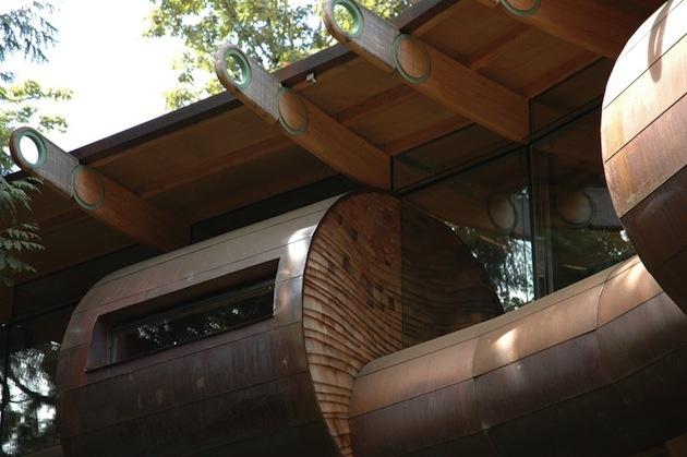 Výnimočný eko-dom v americkom Oregone