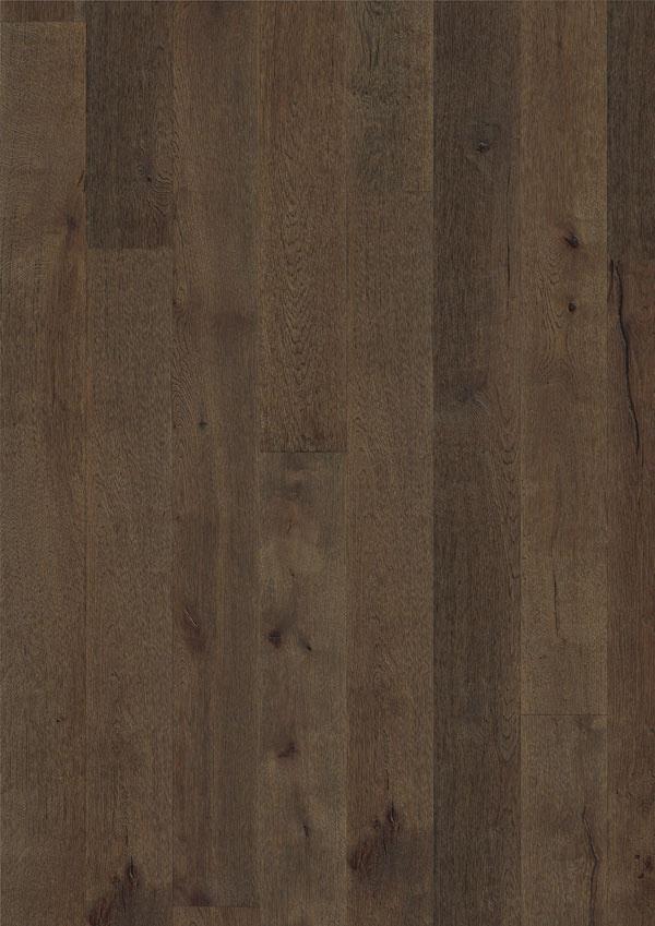 ULF – najtmavší z dekorov, do tmavohnedého odtieňa namorený dub s jemnými prvkami sivej