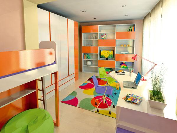 Ako sme navrhli neobvyklý byt pre trojčlennú rodinu