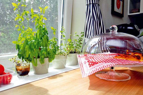 Kvety, zabylinkované okná či staronová keramika vždy dotvoria tú pravú vidiecku atmosféru.