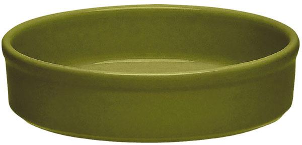 Kruhová keramická miska na créme brulée zkolekcie Natural Chic od firmy Emile Henry, priemer 12 cm. Cena 6,80 €. Predáva vasekuchyne.sk.