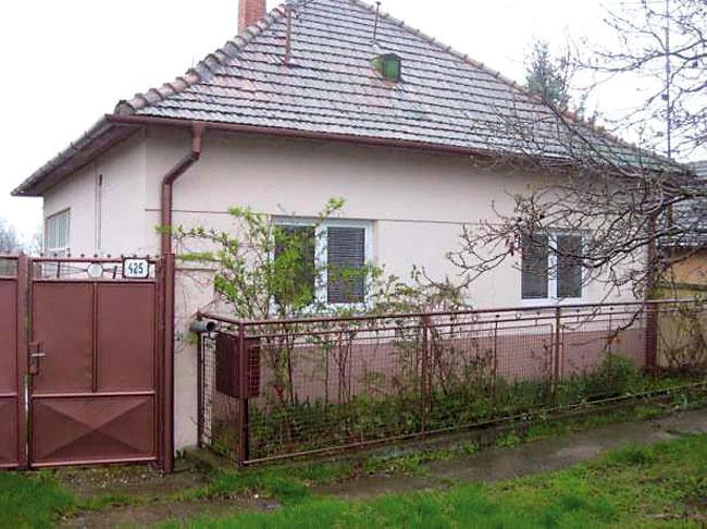 Dva varianty riešenia vzhľadu fasády rodinného domu