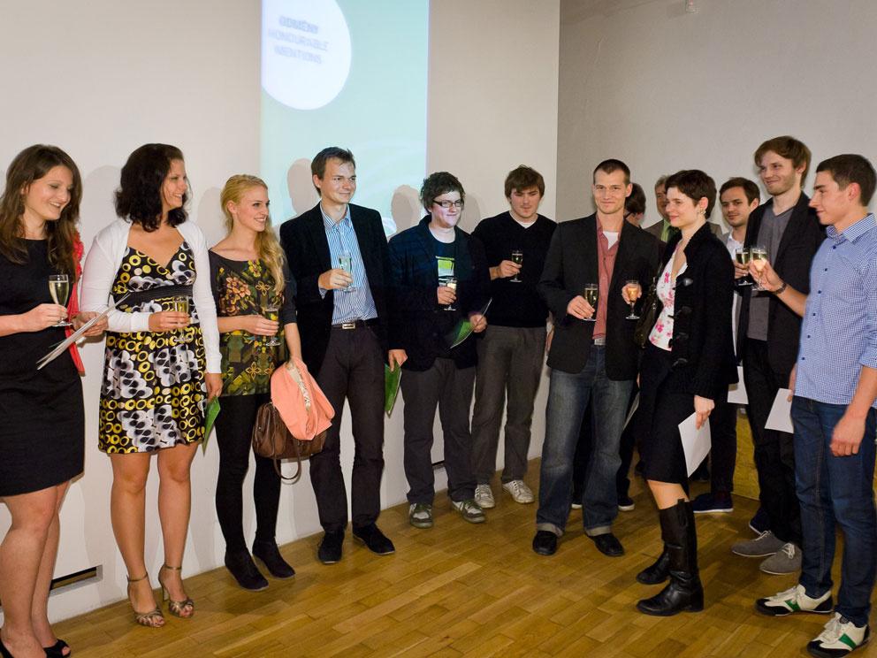 V prvom ročníku súťaže Active House Award porota ocenila celkovo sedem súťažných prác.