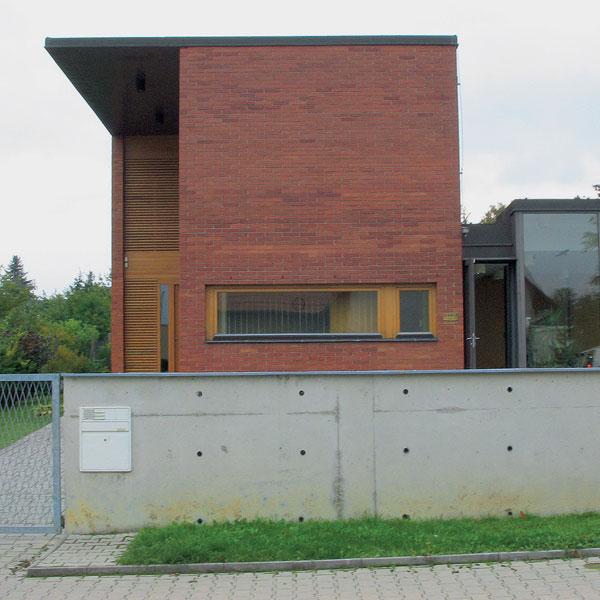 Uličné fasády