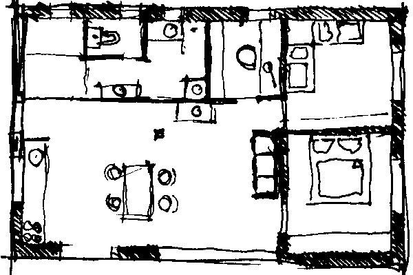 """""""Architekt by mal postaviť aspoň jeden dom, aby spoznal detaily apostupy celej stavby."""""""