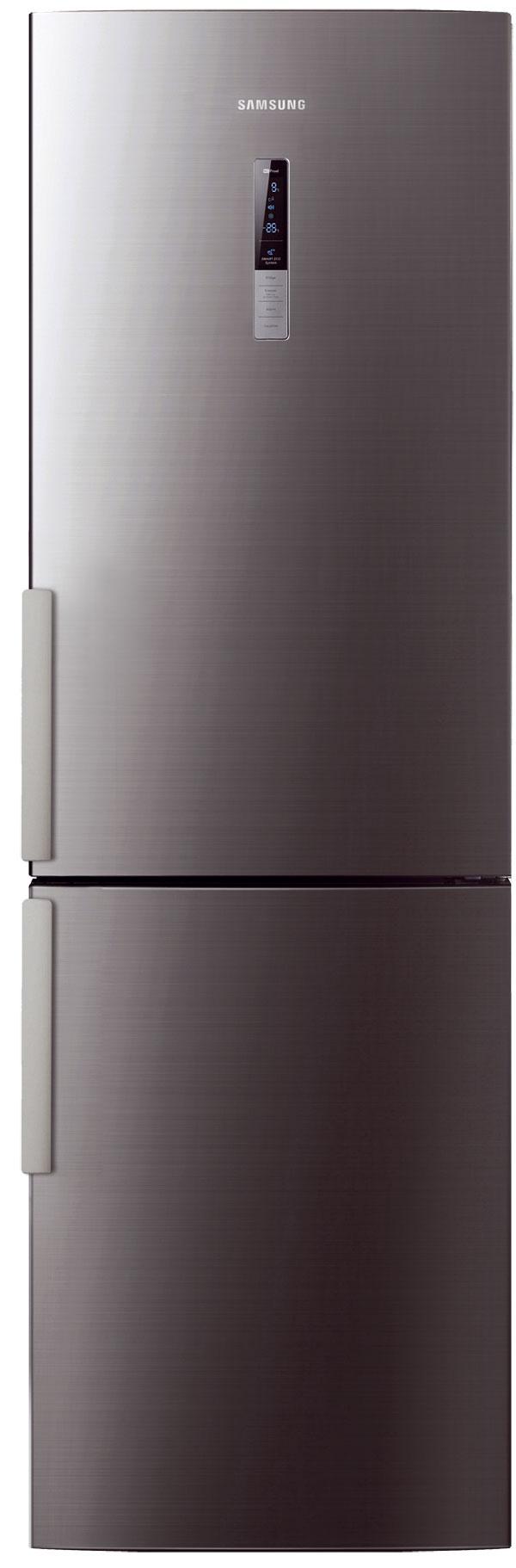 Chladnička smrazničkou Samsung RL56GRGIH čistý objem: 252 / 104 l energetická trieda: A++ funkcie: NoFrost, Silver Nano (antibakteriálny systém), Zóna 0 °C  rozmery: 59,7 × 185 × 70,2 cm cena: 780 €