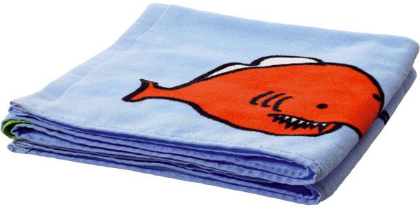 Bavlnený froté uterák Svalen, 50 × 100 cm. Cena 3,99 €. Predáva IKEA.