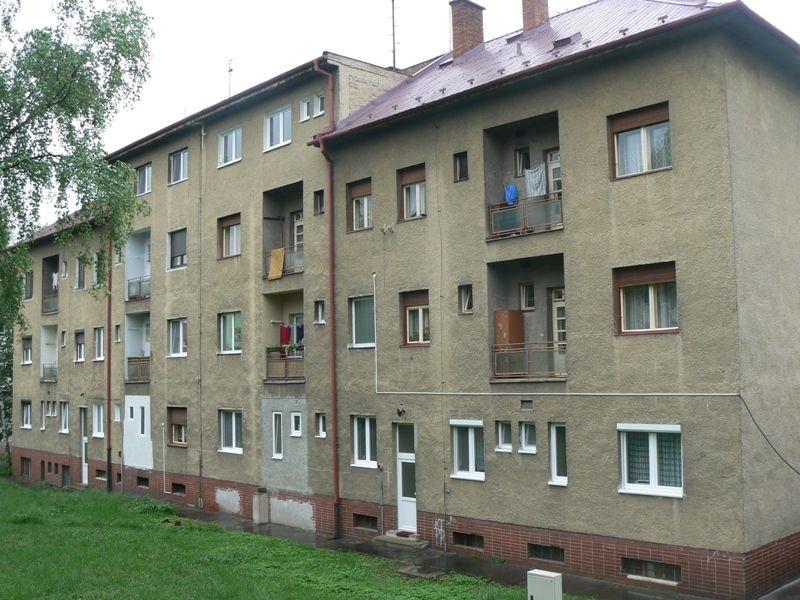 Bytový dom Zvolen – pôvodný stav