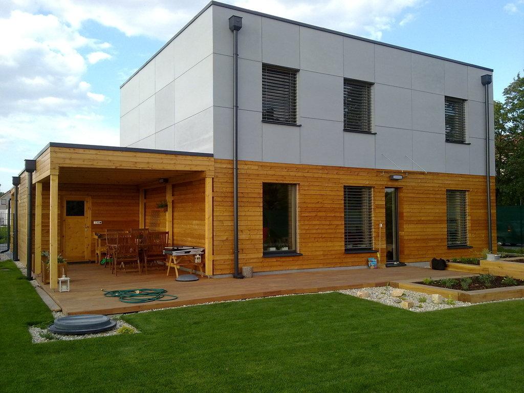 Ecocube PLUS – Energeticky pasívny dom