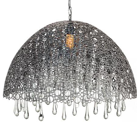 Stropná lampa Fairytale, ručná výroba, kov asklo, priemer 70 cm. Cena 1 837 €. Predáva Elmina, Light Park.