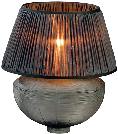 Stolová lampa Big Mama, ručná výroba, kov, 75 × 83 cm. Cena 1 263 €. Predáva Elmina, Light Park.